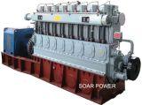 淄柴燃气发电机组(300KW~1,500KW)