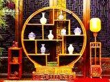 四川古典家具厂家,中式是实木家具茶几少发定制加工