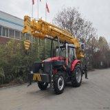 拖拉機吊車價格 電線杆打樁機 6噸拖拉機吊車參數