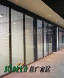 供应潍坊鑫广玻璃高隔/玻璃隔断/潍坊玻璃高隔间