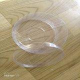 PVC透明薄壁塑料折盒