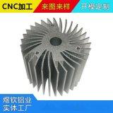 led散热器铝型材,铝合金散热器开模,高密铝型材