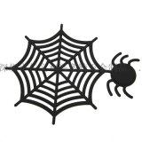 大大蜘蛛網香水座止滑墊手機防滑墊軟膠汽車專用防滑墊家用隔熱墊