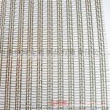 硕隆玻璃夹丝 装饰金属网 不锈钢玻璃夹丝材料