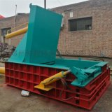 自動翻包冷態擠壓鋼廠打包投爐用金屬廢料擠壓成型打包機