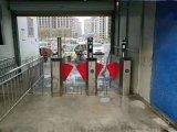 濟南工地人臉識別道閘擺閘,翼閘,三輥閘,通道閘考勤