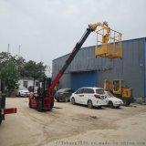 叉車加裝吊臂 7.5噸叉車飛臂吊