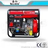 5.5KW三相备用发电机,12马力风冷标配发电机,发电机工厂直销