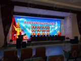 室內小間距彩色LED顯示屏強力巨彩P4電子屏山西
