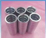 廠家包郵釹鐵硼強力圓形打直孔方形沉孔磁鐵強磁磁扣磁鋼圓環磁鐵
