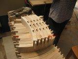 木工机械 数控打卯机 多排打卯机 木工榫槽机 榫眼机  全自动打眼机 打窝机  挖窝机
