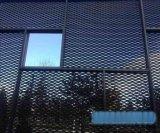 铝板装饰网 幕墙装饰铝板网 铝板拉伸网 吸音铝板墙 立体墙面