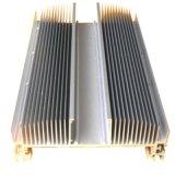 昱麟专业来图来样定制 各类超薄型散热器铝型材