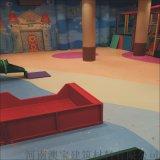 聚氯乙烯地板,幼儿园彩色地面,澳宝地坪施工