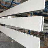 廠家定制鋁條扣板天花吊頂木紋氟碳鋁條扣幕牆工程施工