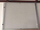 鋁網板  裝飾網板  通風隔熱網架