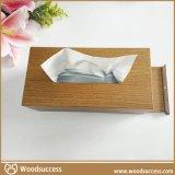 做工精细的木质纸巾盒