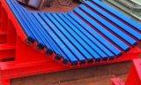 變槽角型託輥皮帶機配件 鹽廠