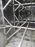 智慧PLC人機控制界面-XBZ不鏽鋼消防水箱