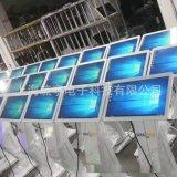 雙屏廣告機 商業觸摸顯示屏大屏廣告機 觸控立式一體機