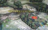 最新儿童玩具儿童遥控坦克淘气堡儿童乐园儿童娱乐项目