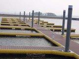 苏州昆山木塑地板、游艇码头木塑栈道、塑木木塑凉亭花架护栏