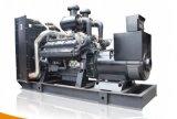 500KW發電機康明斯上柴SD純銅靜音發電機組酒店房地產備用