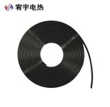 厂家直销 阻燃 太阳能管道 自来水管道防冻保温电热带伴热带8.5mm