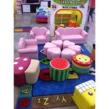 幼儿园区角布置,儿童沙发组合,过家家玩具家具