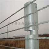 柔性鋼絞線護欄廠家,不鏽鋼絲繩索護欄廠家
