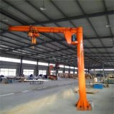 250公斤立柱式懸臂吊 碼頭吊運貨物電動單臂吊