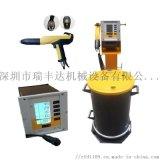 小型2F智能金马全功能静电粉末喷涂机