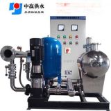廣州箱泵一體化消防增壓穩壓給水設備, 智慧保護