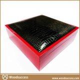 高档的桦木手工制作珠宝盒
