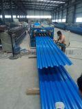 35-125-750彩色压型钢板,镀铝锌屋面彩钢瓦彩涂板