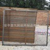 高速公路防護鋼板網 圍牆護欄菱形網  高速公路護欄