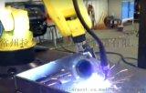 機器人焊接工作站,機器人第七軸,非標自動化焊接設備