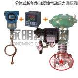 【永明控制阀】供应分体式智能型自反馈高精度气动压力减压调节阀