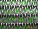 雙螺旋網帶、螺旋型網帶、不鏽鋼網帶、金屬輸送帶、除標網帶