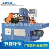 荐 宽泰60单头方管缩管机大型机械加工设备电动高压油管缩管机