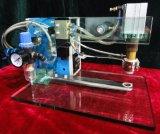 包装袋压阀机-热烘气阀压制设备包装HZJP1