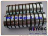 厂家直供LED灯座磁铁,¢12*6MM双面环保强磁,0.80元/片