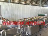 小龙虾加工生产线 小龙虾清洗加工设备