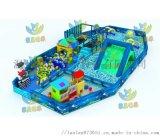 供應各種主題風格親子樂園設備大型充氣玩具
