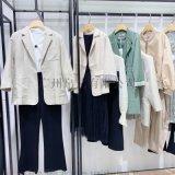 名歌2020年春夏装品牌折扣女装走份广州帛艺服饰