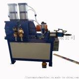軸承保持架空心方管閃光碰焊機 鋼制散熱器雙頭對焊機