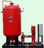 消防機組氣壓罐給水成套設備