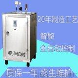 小型電加熱蒸汽發生器佔地面積小 免年檢新型蒸汽鍋爐