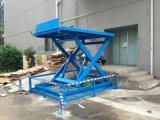 固定液压式升降平台 单层剪叉式升降机