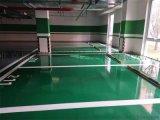 北京環氧樹脂薄塗地坪環氧自流平停車設備智慧道閘